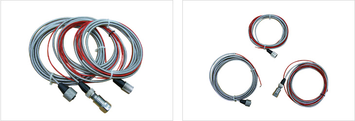CMRS Connector cables for vibration sensors